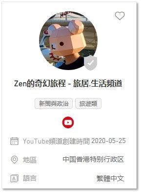 ZEN的奇幻旅程頻道