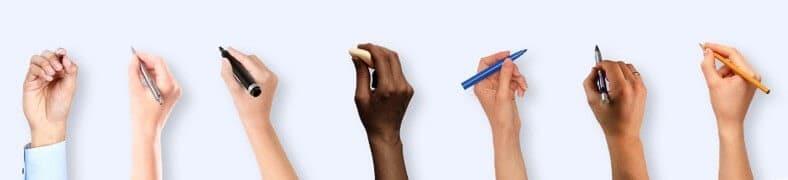 Doodly提供各種不同的手