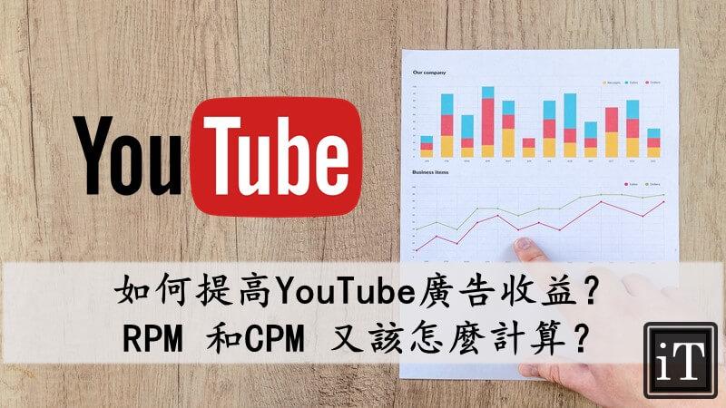 如何提高YouTube廣告是收益