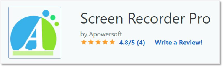 ApowerREC 的Capterra評價