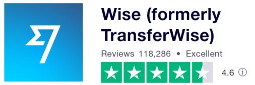wise trustpilot