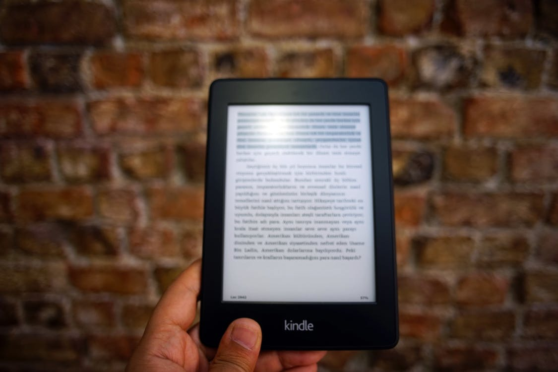 kindle 電子書閱讀器
