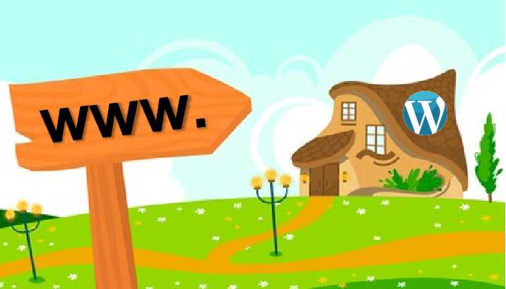 建立網站就像蓋房子