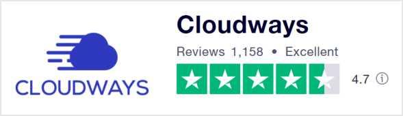 cloudways trustpilot review
