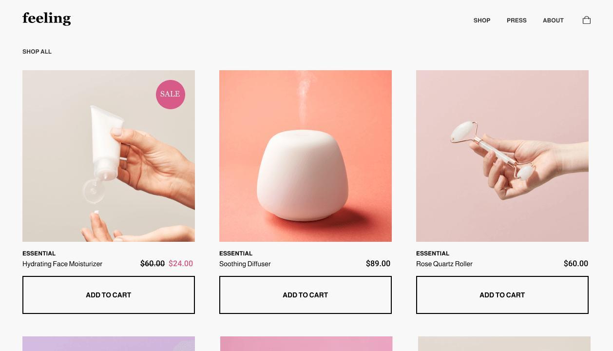Elementor可設計線上商店頁面